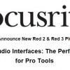 [Focusrite] 새로운 Red 2와 Red 3 플러그인 발표