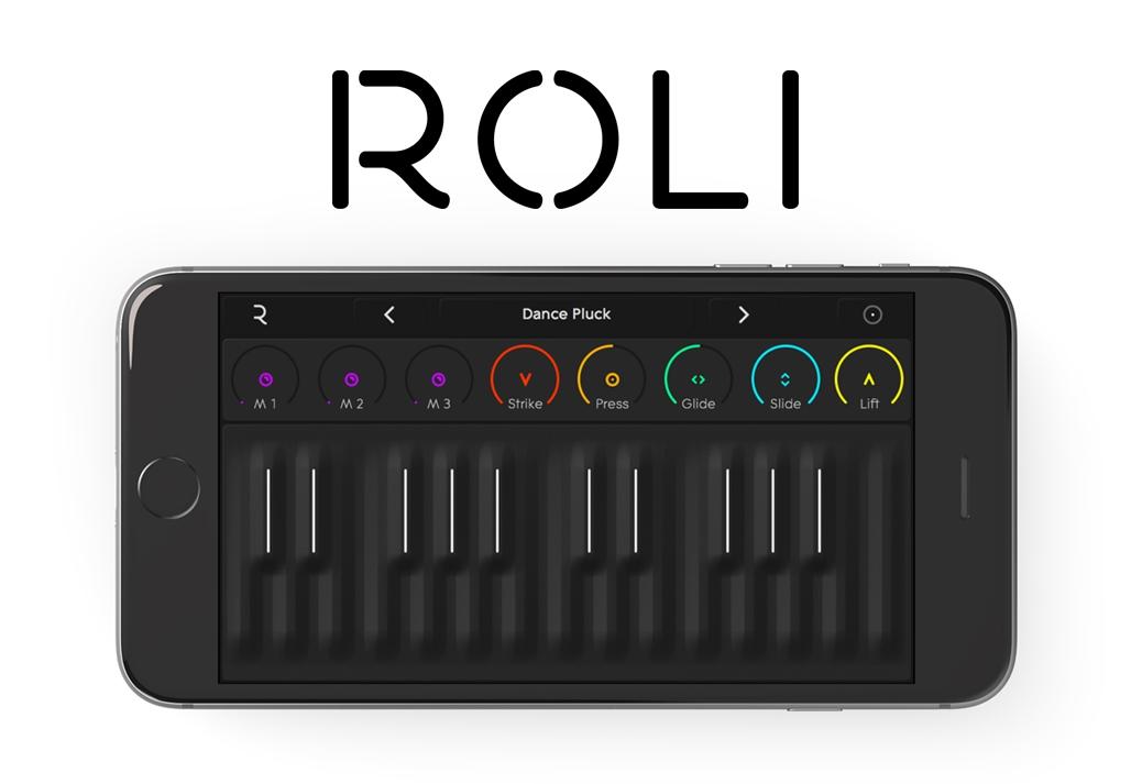 ROLI 브랜드 런칭 소식과 Noise 앱 출시