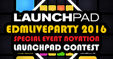 LAUNCHPAD EDM LIVE PARTY