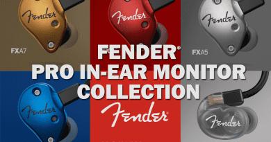 [Magazine] Fender DXA1 Review in 프리미엄 헤드폰 가이드